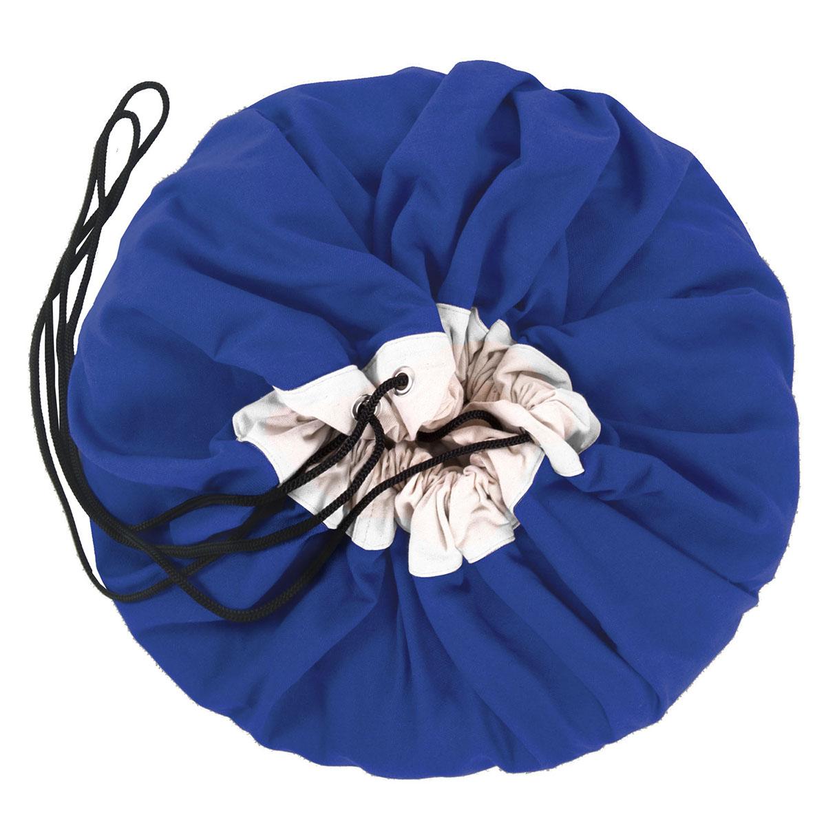 play go spielzeug sack und spiel decke classic blue blau. Black Bedroom Furniture Sets. Home Design Ideas
