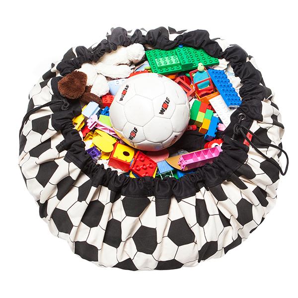 play go spielzeug sack und spiel decke classic turquoise. Black Bedroom Furniture Sets. Home Design Ideas