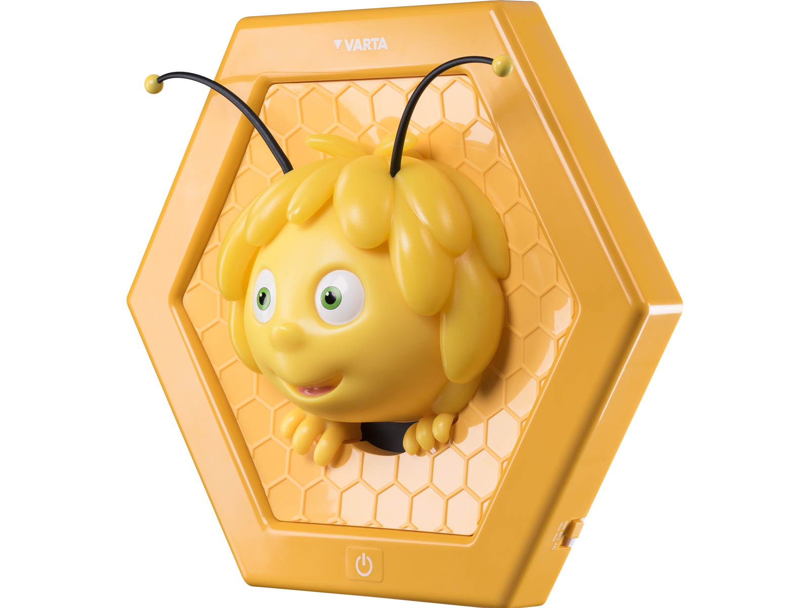 Varta LED Kinder Wandlampe Nachtlicht Schlaflicht Biene Maja